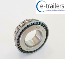 Trailer Taper Roller Bearing Cup & Cone 2 piece 30203 17 x 40 x 13.25 mm 30203A